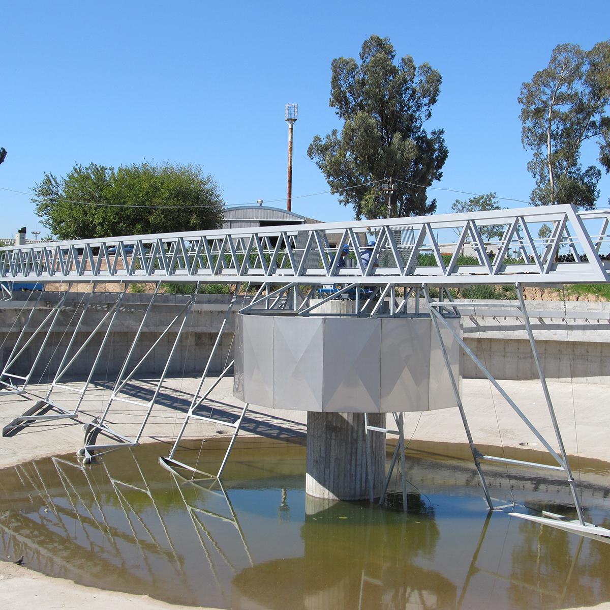 Puente barredor primario